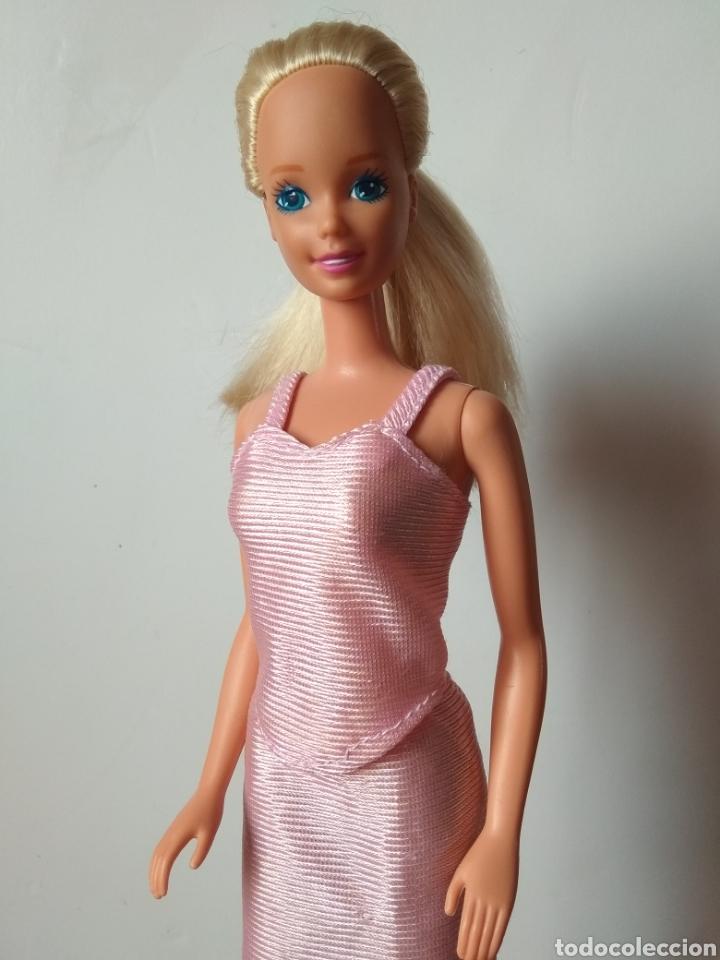 Barbie y Ken: Fashion Play Barbie años 90 Mattel Vintage Superstar - Foto 2 - 221861211