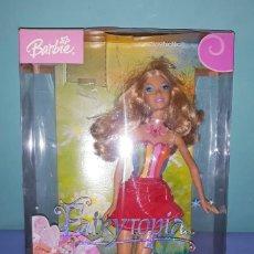 Barbie y Ken: BARBIE FAIRYTOPIA DE MATTEL CON SU CAJA ORIGINAL. Lote 221924618