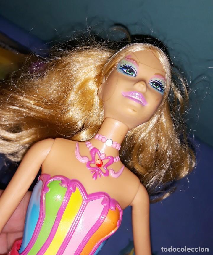 Barbie y Ken: BARBIE FAIRYTOPIA DE MATTEL CON SU CAJA ORIGINAL - Foto 5 - 221924618