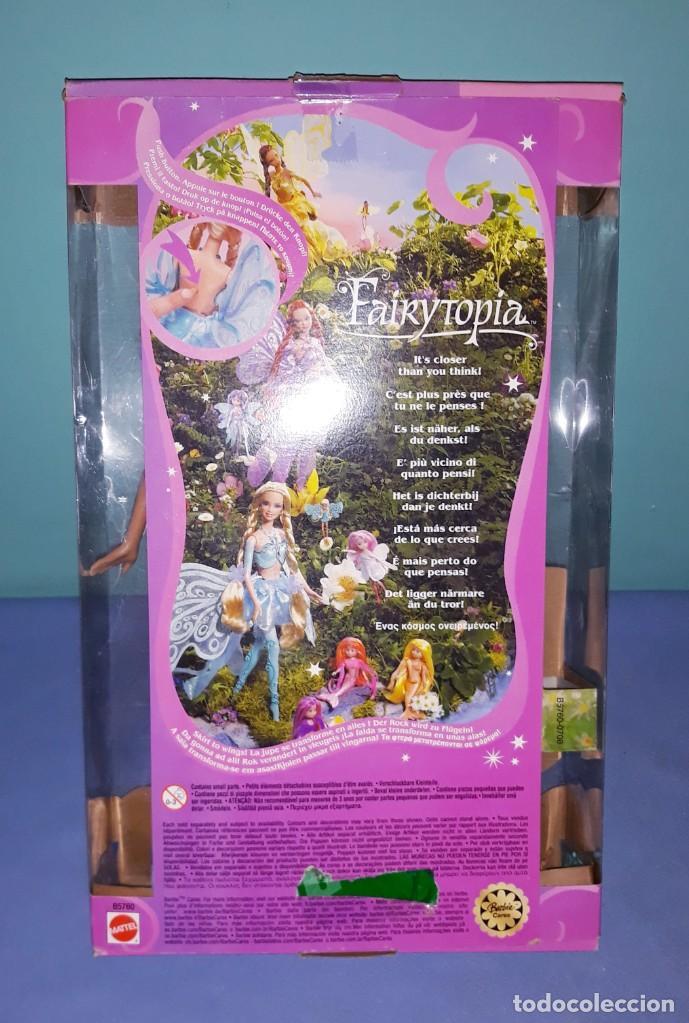 Barbie y Ken: BARBIE FAIRYTOPIA DE MATTEL CON SU CAJA ORIGINAL - Foto 6 - 221924618