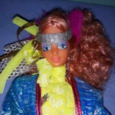Barbie y Ken: ANTIGUA DIVA ROCKERS DE BARBIE DE MATTEL ORIGINAL AÑO 1985 ROCK STARS MADE IN SPAIN. Lote 221927552