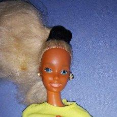 Barbie y Ken: ANTIGUA BARBIE DE MATTEL ORIGINAL PRINCIPIOS AÑOS 80 ROCK STARS MADE IN SPAIN. Lote 221930011