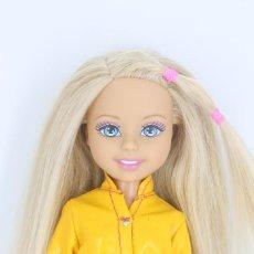 Barbie y Ken: BARBIE WEE 3 FRIENDS STACIE DÍA DE LLUVIA / RAIN CON CHUBASQUERO - MATTEL, 2005. Lote 222129808