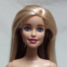 Barbie y Ken: BARBIE FASHIONISTA PELO BICOLOR. Lote 222748540
