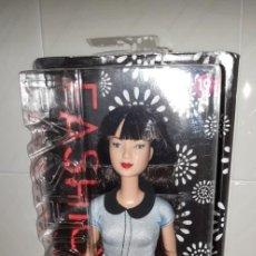 Barbie y Ken: MUÑECA BARBIE FASHIONISTAS CHINA EN CAJA MATTEL. Lote 223497700