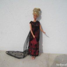 Barbie y Ken: MUÑECA MATTEL 1966. CON EL VESTIDO DE LA PELÍCULA, TITANIC. Lote 223570416