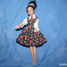 Barbie y Ken: ANTIGUA MUÑECA BARBIE MATTEL 2006 DISNEY JAZMIN. Lote 223697108