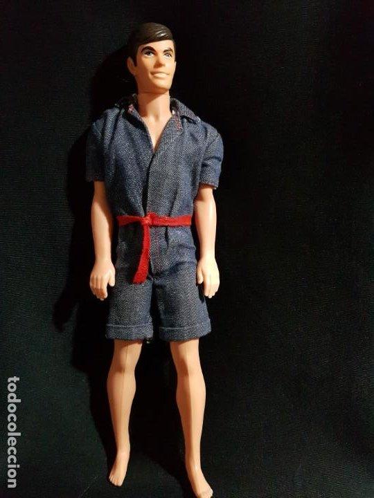 KEN VINTAGE (Juguetes - Muñeca Extranjera Moderna - Barbie y Ken)