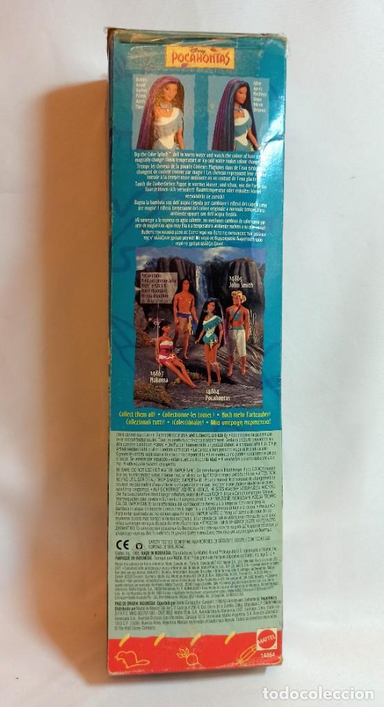 Barbie y Ken: Muñeca Disney John Smith de Pocahontas Mattel - Foto 5 - 223752551