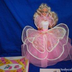Barbie y Ken: BARBIE - ANTIGUA BARBIE FANTASY (COSTUME BALL) EN LA NUCA PONE 1976 VER FOTOS! SM. Lote 224887075
