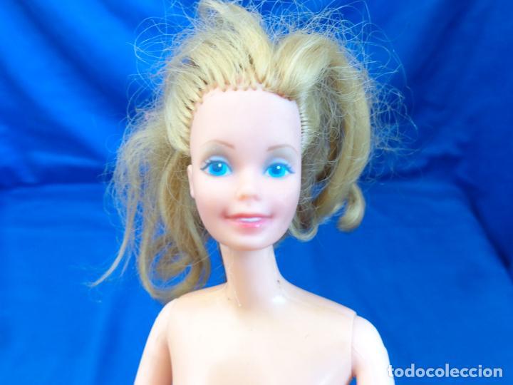 Barbie y Ken: BARBIE - ANTIGUA BARBIE AÑO 1966, MADE IN PHILIPPINES, PELO A MECHAS! SM - Foto 5 - 226482195