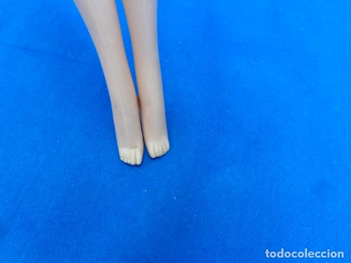Barbie y Ken: BARBIE - ANTIGUA BARBIE AÑO 1966, MADE IN PHILIPPINES, PELO A MECHAS! SM - Foto 8 - 226482195