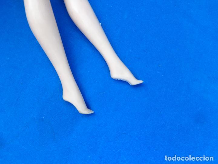 Barbie y Ken: BARBIE - ANTIGUA BARBIE AÑO 1966, MADE IN PHILIPPINES, PELO A MECHAS! SM - Foto 10 - 226482195