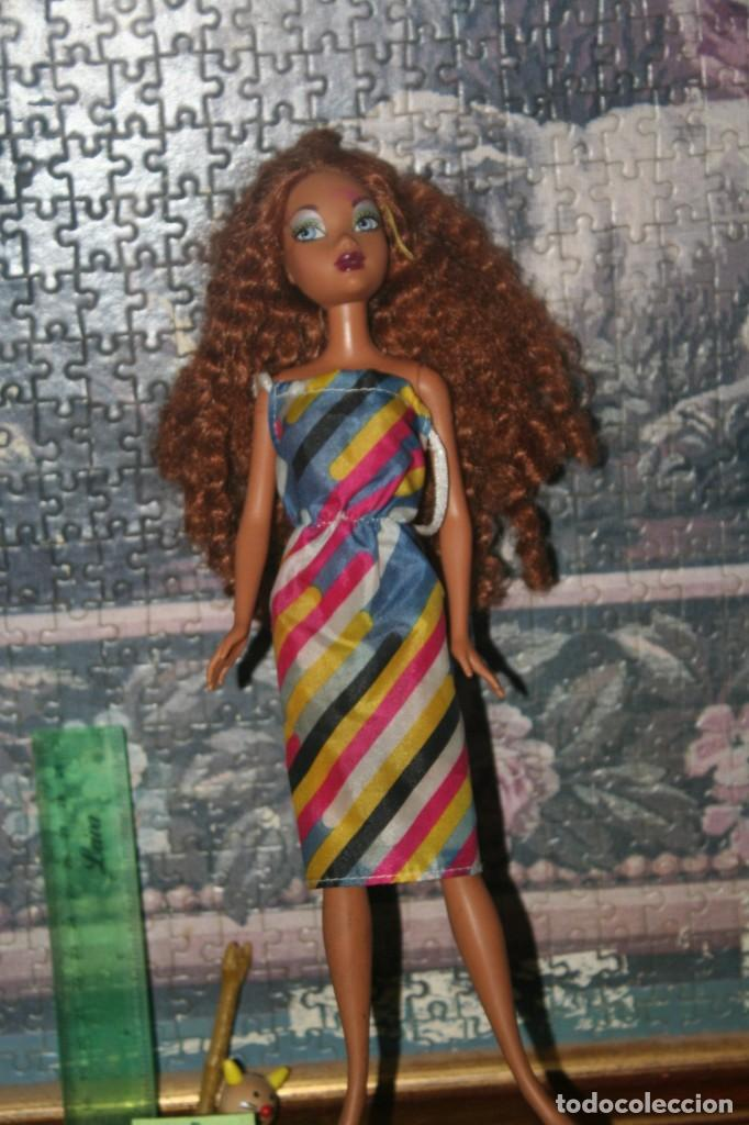 BARBIE MY SCENE MUÑECA (Juguetes - Muñeca Extranjera Moderna - Barbie y Ken)