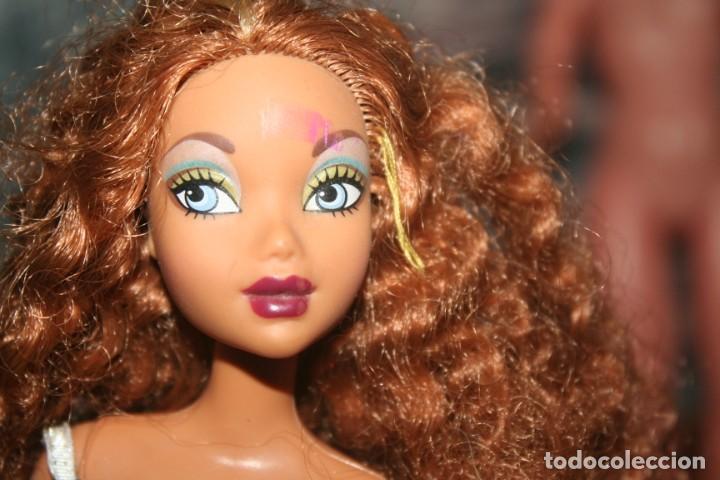 Barbie y Ken: barbie my scene muñeca - Foto 2 - 244767710