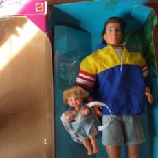 Barbie y Ken: BIG BROTHER KEN BARBIE AÑOS 90 MATTEL VINTAGE. Lote 229329595