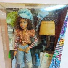 Barbie y Ken: MUÑECA COLECCION Nº3 FLAVAS 2003 MATTEL ARTICULADA TIKA NUEVA. Lote 230436465