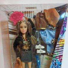 Barbie y Ken: MUÑECA COLECCION Nº4 FLAVAS 2003 MATTEL ARTICULADA HAPPYD NUEVA. Lote 230436620