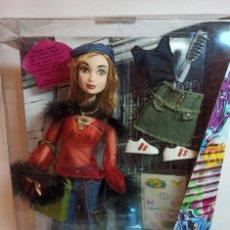 Barbie y Ken: MUÑECA COLECCION Nº7 FLAVAS 2003 MATTEL ARTICULADA P.BO NUEVA. Lote 230437110