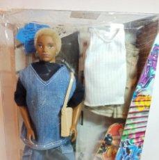 Barbie y Ken: MUÑECA COLECCION Nº12 FLAVAS 2003 MATTEL ARTICULADA TRE NUEVA. Lote 230437715