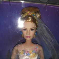 Barbie y Ken: BARBIE COLLECTOR CENICIENTA PELÍCULA EN CAJA. Lote 230615720