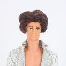 Barbie y Ken: KEN DIAMANTES / JEWEL SECRETS CON CHAQUETA ORIGINAL - CONGOST / MATTEL SPAIN, 1986. Lote 231261990