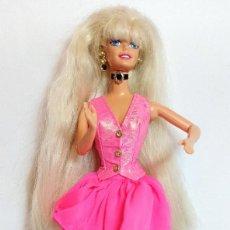 Barbie y Ken: MUÑECA COLECCION Nº697 BARBIE CUT AN STYLE 1994 (LLEVA EL POSTIZO PUESTO. Lote 233360355