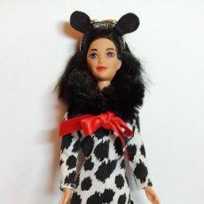 Barbie y Ken: MUÑECA COLECCION BARBIE Nº705 KIRA DISFRAZ DE PERRO (PELO CORTADO). Lote 233366310