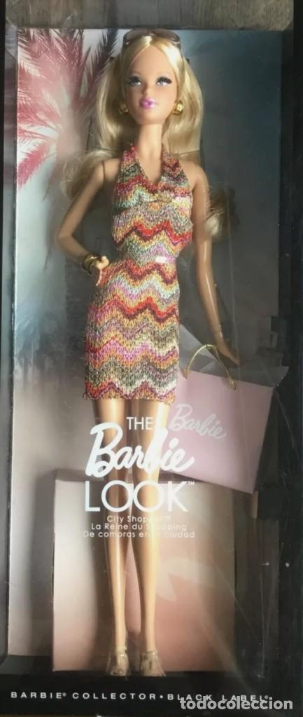 BARBIE CITY SHOPPER EDICION LIMITADA BARBIE NUEVA COLECCIONISTA (Juguetes - Muñeca Extranjera Moderna - Barbie y Ken)