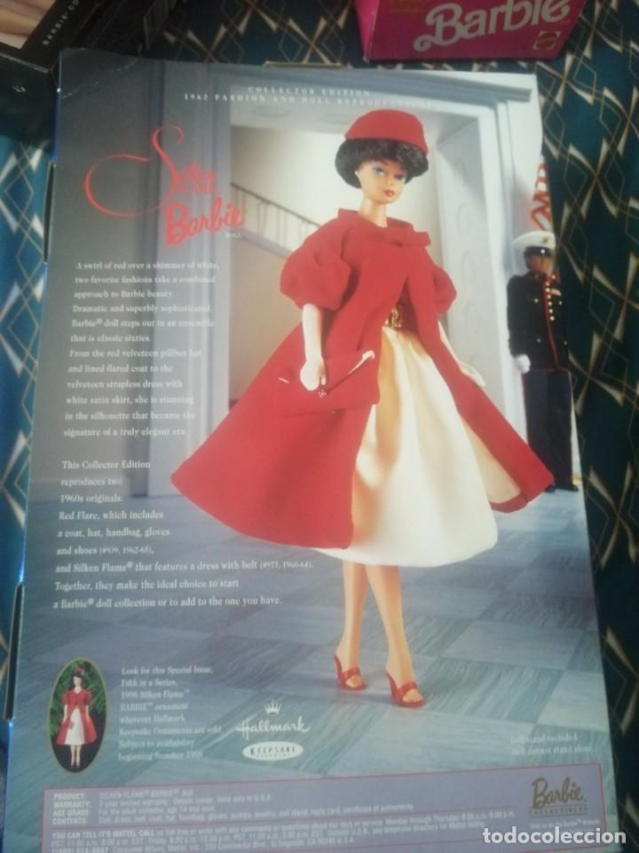 Barbie y Ken: Barbie silken flame barbie nueva en caja de coleccion - Foto 2 - 233406645
