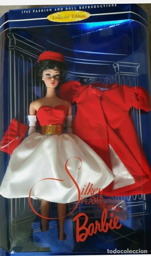 BARBIE SILKEN FLAME BARBIE NUEVA EN CAJA DE COLECCION (Juguetes - Muñeca Extranjera Moderna - Barbie y Ken)