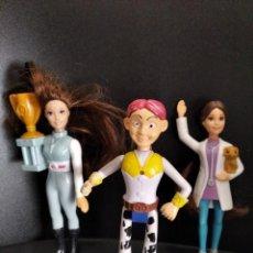 Barbie y Ken: LOTE DE MUÑECAS - 2 BARBIES MCDONALDS Y TOY STORY.. Lote 234316405
