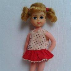 Barbie y Ken: MUÑECA MATTEL AÑOS 60 MADE IN HONG KONG. Lote 234577655