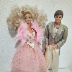Barbie y Ken: BARBIE Y KEN SUPERSTAR ROTOPLAST VENEZUELA. Lote 235792440