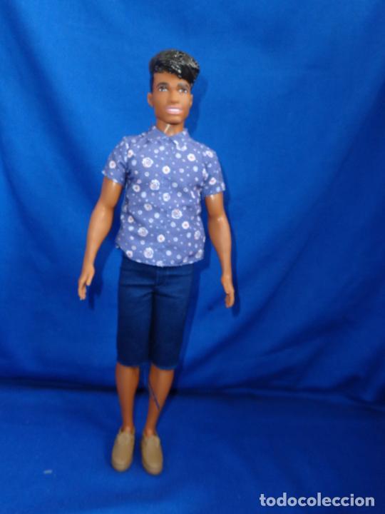 Barbie y Ken: KEN - PRECIOSO MUÑECO KEN FASHIONISTAS, MATTEL 2017,MADE IN INDONESIA! SM - Foto 12 - 237565365