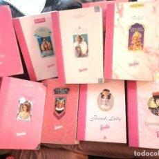 Barbie y Ken: BARBIE LOTE COMPLETO 10 VOLUMENES GRANDES EPOCAS. Lote 235976175