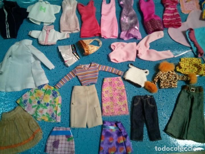 Barbie y Ken: LOTE BARBIE. ROPA DIVERSA. TODA LIMPIA LAVADA. PIEZAS ESPECIALES. - Foto 6 - 238338940