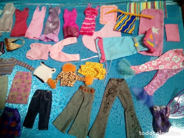 Barbie y Ken: LOTE BARBIE. ROPA DIVERSA. TODA LIMPIA LAVADA. PIEZAS ESPECIALES. - Foto 7 - 238338940