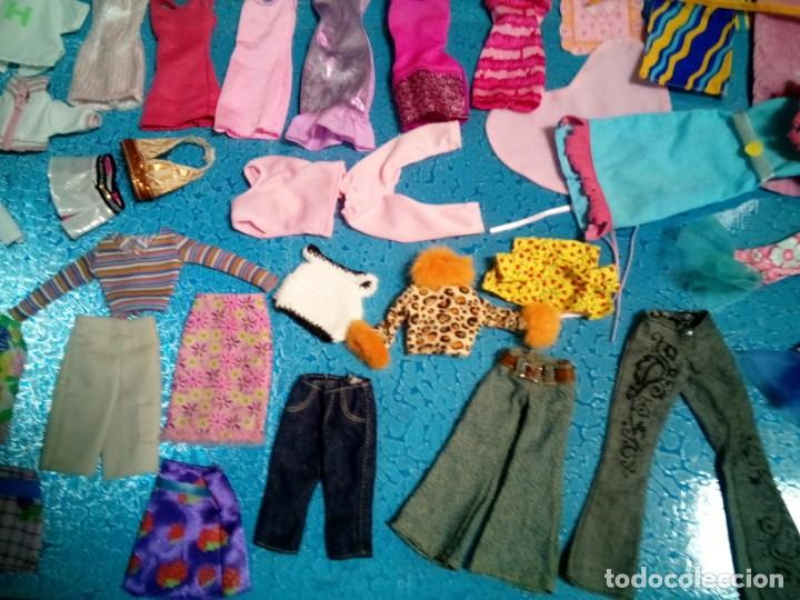 Barbie y Ken: LOTE BARBIE. ROPA DIVERSA. TODA LIMPIA LAVADA. PIEZAS ESPECIALES. - Foto 8 - 238338940