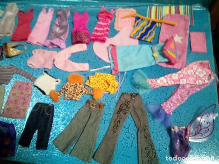 Barbie y Ken: LOTE BARBIE. ROPA DIVERSA. TODA LIMPIA LAVADA. PIEZAS ESPECIALES. - Foto 11 - 238338940