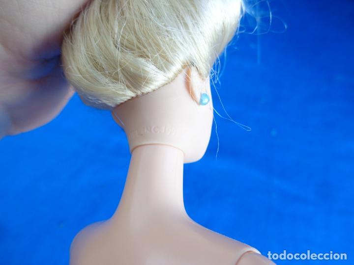 Barbie y Ken: BARBIE - BONITA BARBIE AÑO 1998 MADE IN CHINA, VER FOTOS! SM - Foto 3 - 238617270