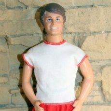 Barbie y Ken: ANTIGUO MUÑECO KEN PAPA FAMILIA CORAZON - ROTOPLAST - VENEZUELA. Lote 238714835