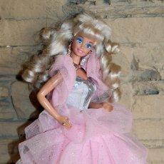 Barbie y Ken: ANTIGUA MUÑECA BARBIE OJOS DE DIAMANTE - ROTOPLAST - VENEZUELA - SPARKLE EYES - AÑO 1991. Lote 238715180