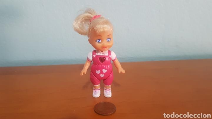BARBIE BEBÉ NIÑA.GIOCHI PREZIOSI.CORAZÓN.1998 (Juguetes - Muñeca Extranjera Moderna - Barbie y Ken)
