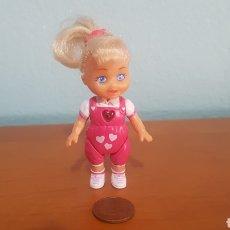 Barbie y Ken: BARBIE BEBÉ NIÑA.GIOCHI PREZIOSI.CORAZÓN.1998. Lote 239419475