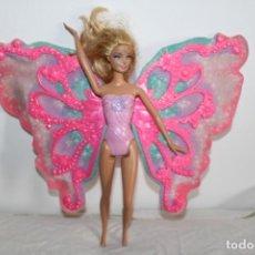 Barbie y Ken: BARBIE MARIPOSA MATTEL 2010. Lote 239838105