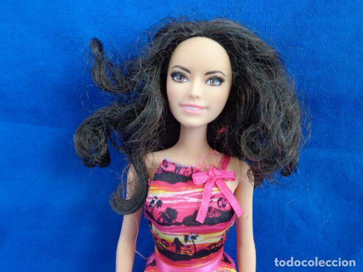 BARBIE - BONITA BARBIE AÑO 2010 MADE IN INDONESIA VER FOTOS! SM (Juguetes - Muñeca Extranjera Moderna - Barbie y Ken)