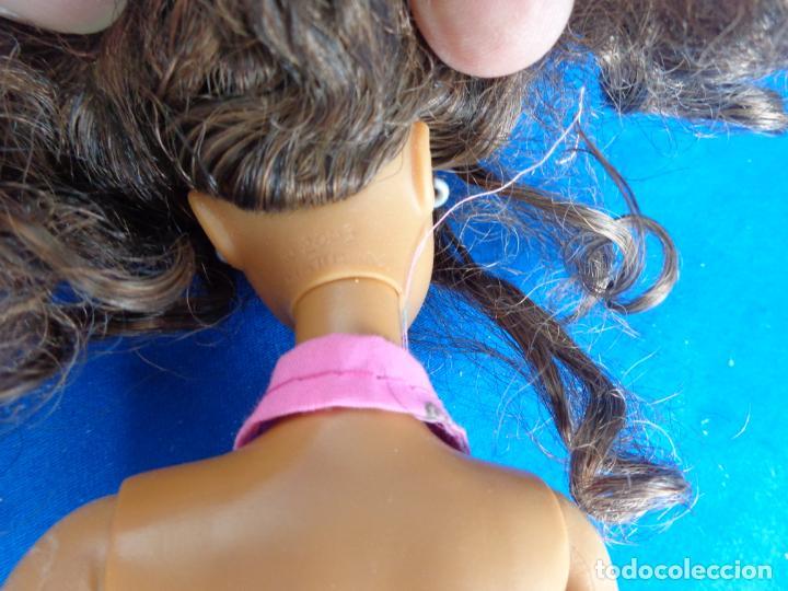 Barbie y Ken: BARBIE - BONITA BARBIE NEGRITA AÑO 2003, MADE IN CHINA VER FOTOS! SM - Foto 4 - 240468170
