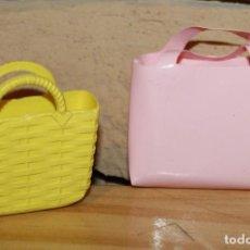 Barbie y Ken: ANTIGUO BOLSO DOBLE DE BARBIE MAMA CORAZON - VENEZUELA - ROTOPLAST - AÑOS 80 - MUY DIFICIL. Lote 240575850