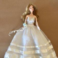 Barbie e Ken: BARBIE VESTIDO NOVIA MUNECA VINTAGE ORIGINAL MATTEL-MILLENIUM WEDDING THE BRIDAL COLLECTION 1999. Lote 241853690